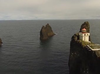 Þrídrangar