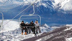 Bariloche Argentina Epoca de Neve