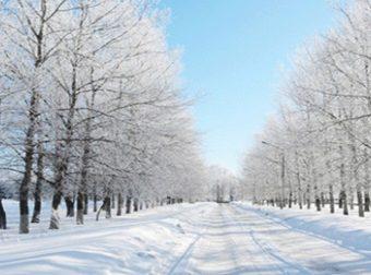 Lugares que Nevam na America do Sul