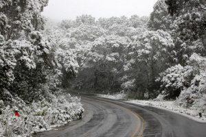 Lugares que Nevam no Brasil