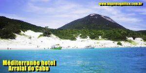 Méditerranée hotel Arraial do Cabo