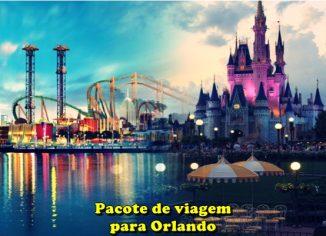 Pacote de viagem para Orlando