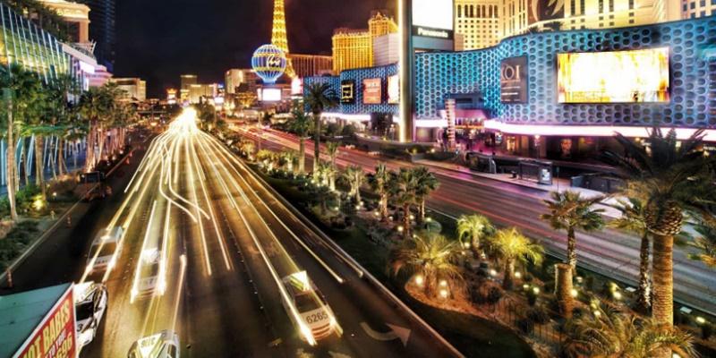 Fuso horário Las Vegas