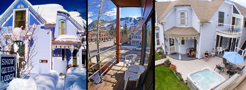 Hoteis em Snowmass Aspen