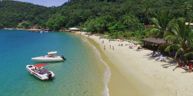 Melhores praias de Angra dos Reis