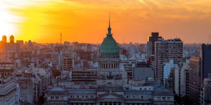 Pontos turisticos da Argentina