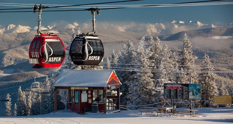 aspen estação de esqui
