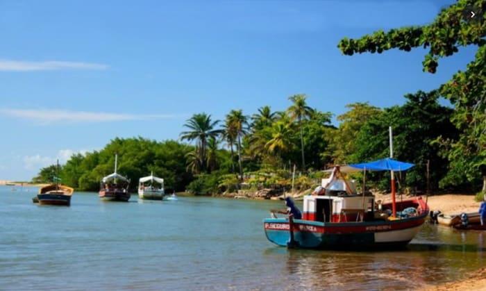 cidades de turismo no brasil